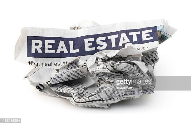Collapsed Housing Market
