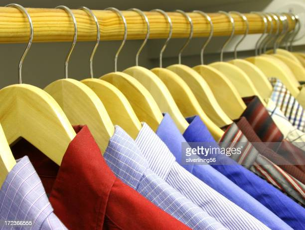 Chemises à col