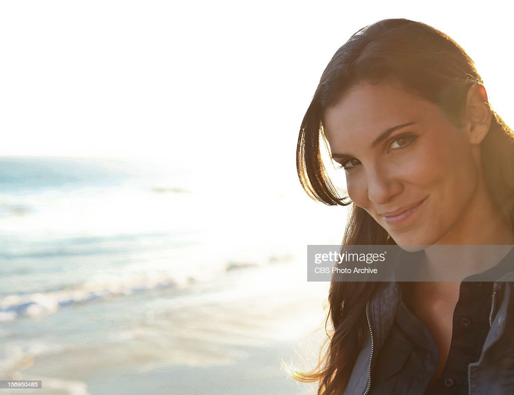 """'Collateral'"""" Pictured Behind the Scenes: Daniela Ruah (Special Agent Kensi Blye). The"""