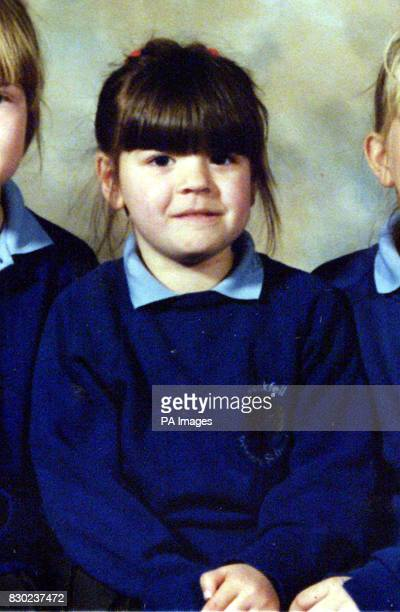 Collect photo of missing girl Laura Kane whose mother Carol made a desperate appeal for her little girl's return during a press conference in Tyne...