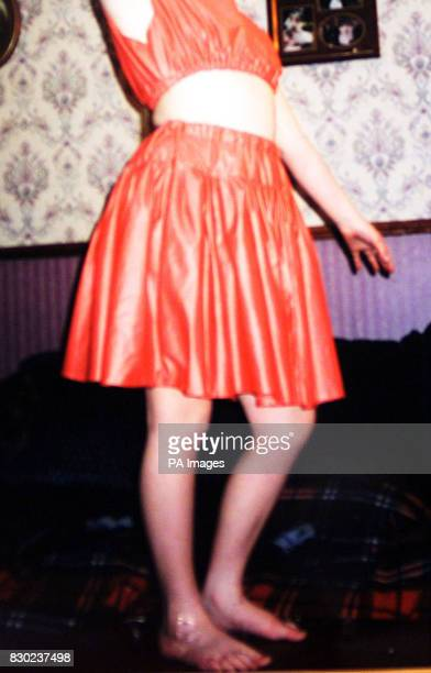 Collect photo of the clothes that missing girl Laura Kane of Penshaw near Washington Tyne and Wear was wearing when she was last seen at 4pm on...