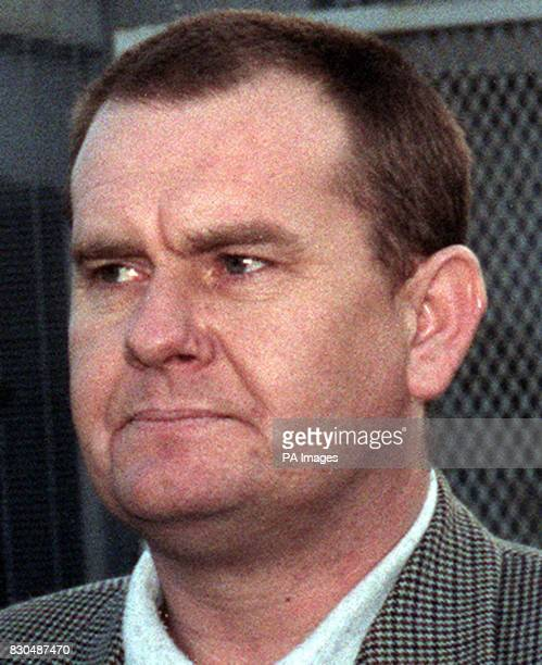 Collect picture dated January 1998 of Tommy English who was assassinated in front of his wife at Newtownabbey Co Antrim Soldiers and police were out...