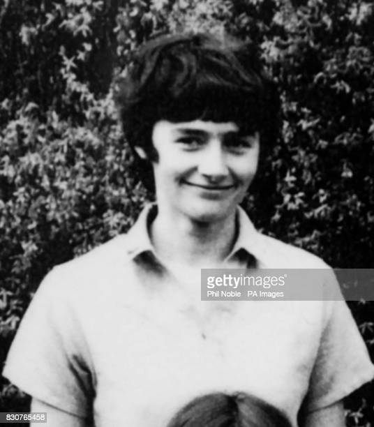 Collect picture of Education Secretary Estelle Morris as a pupil of Whalley Range High school in 196970 Miss Morris visited her former school Whalley...