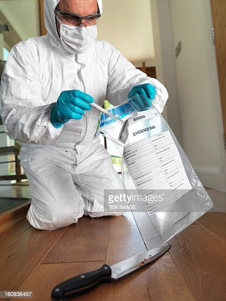 Collecting forensic evidence
