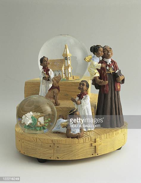 Collecting Snowglobes Gospel Singers