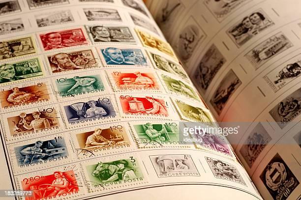 Recolher selos Vintage#2