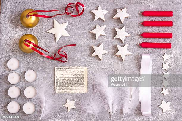 Collection of Christmas decoration