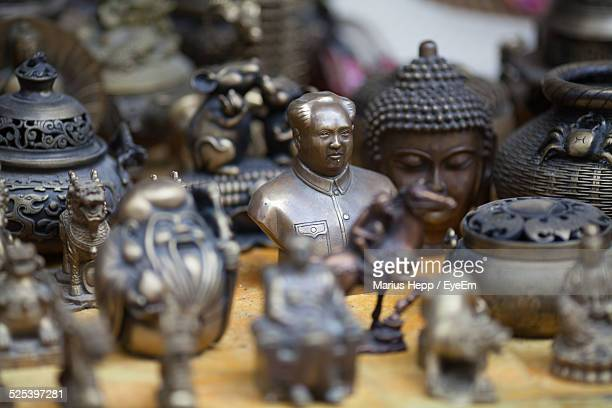 Collection of Various Figurines For Sale