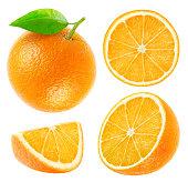 More oranges here: