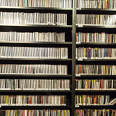 CD collection, collection, CD's, shelves, collecting