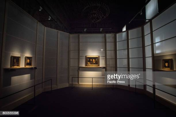 Collections during the 'Giorgione And The Seasons of the Heart' exhibition in Rome The Exhibition which is based on two locations is built around the...
