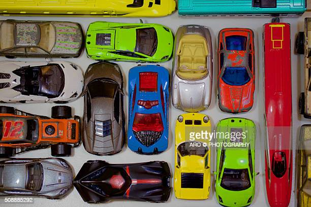 Collections - Toy cars and trains