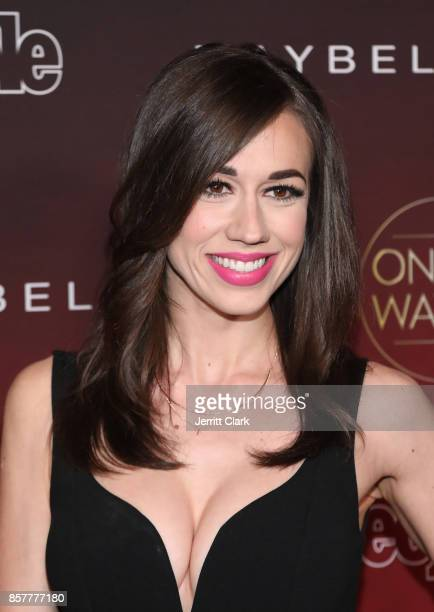 Colleen Ballinger attends People's 'Ones To Watch' at NeueHouse Hollywood on October 4 2017 in Los Angeles California