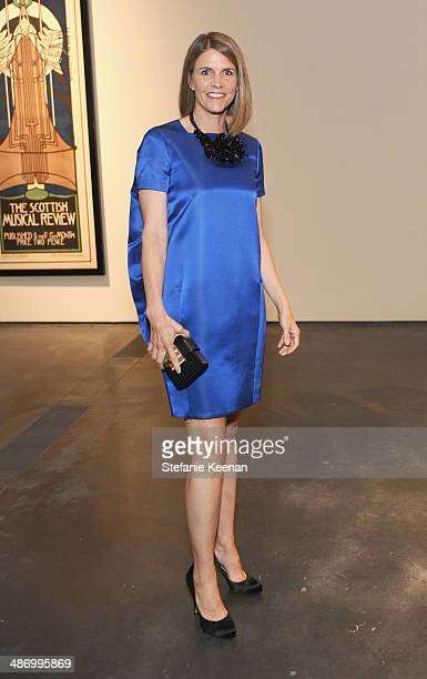 Colleen Bell attends LACMA's 2014 Collectors Committee Gala Dinner at LACMA on April 26 2014 in Los Angeles California