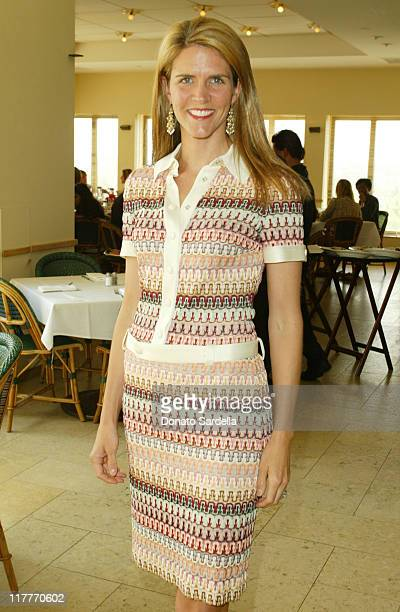 Colleen Bell during Ungaro Breakfast Honoring Giambattista Valli at Barneys New York Store in Beverly Hills California United States