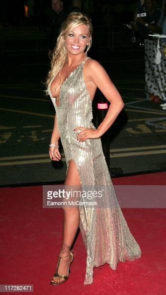 Colleen Shannon during MOBO Awards 2006 Outside Arrivals in London Great Britain