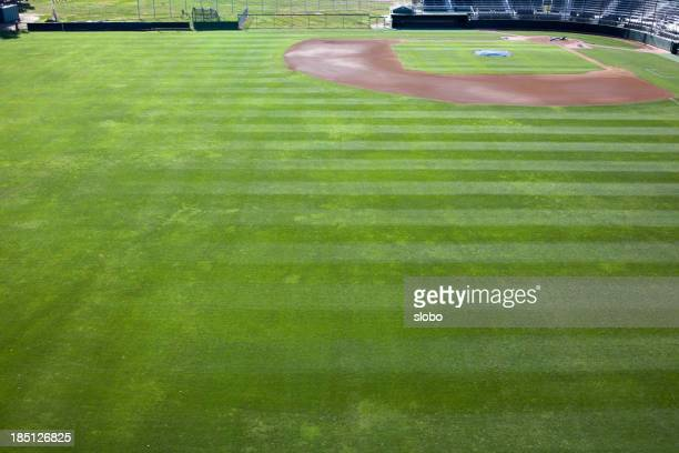College Baseball Field