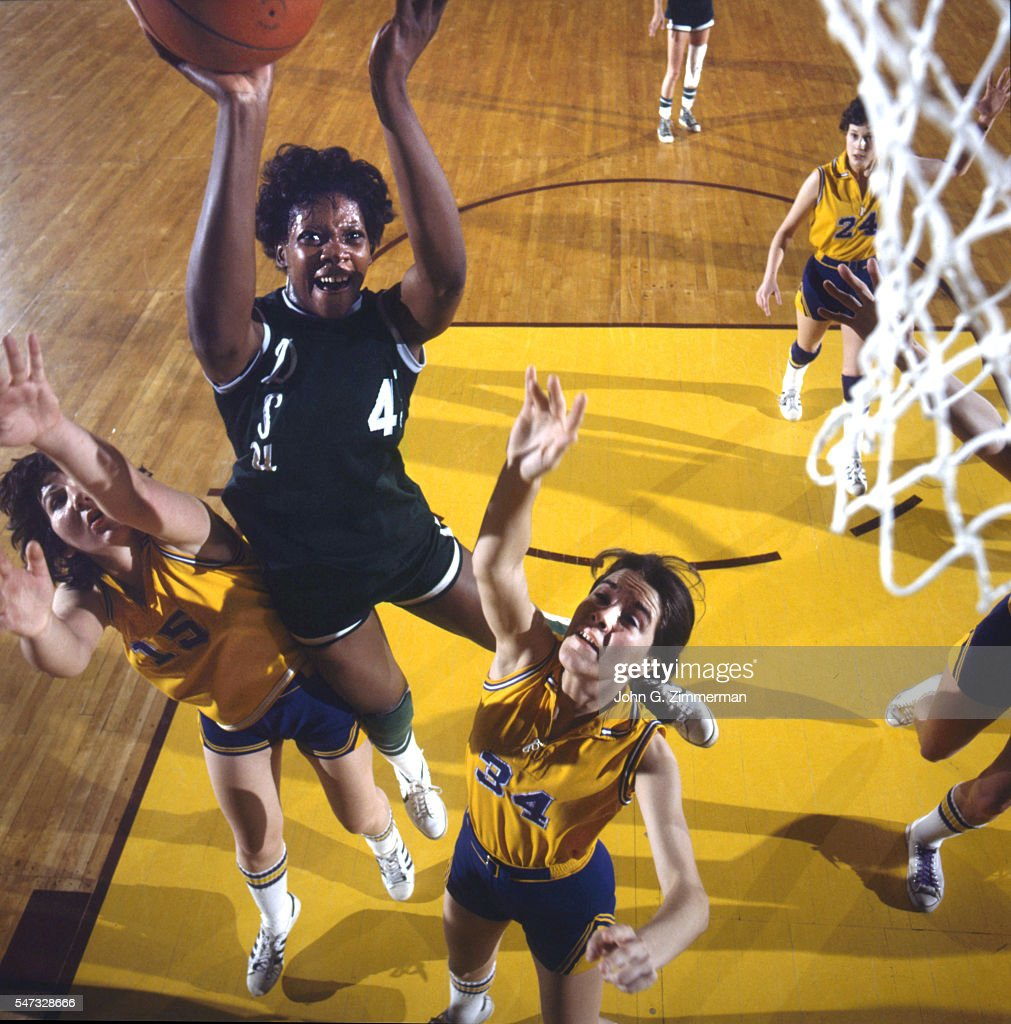 Vintage NCAA women's tournament
