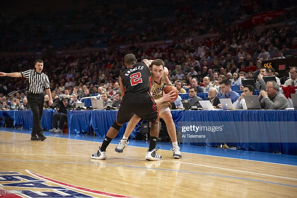 Big East Basketball Tournament - Semifinals Round