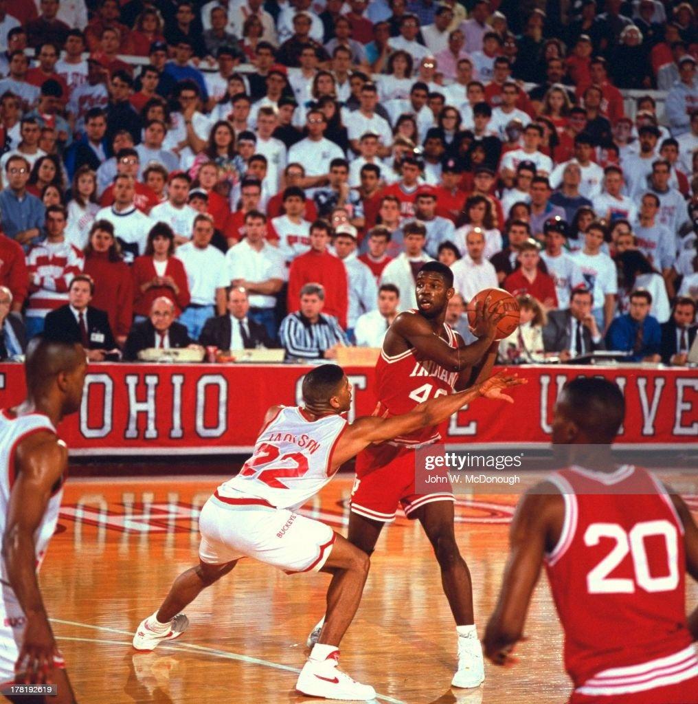 Ohio State University vs Indiana University