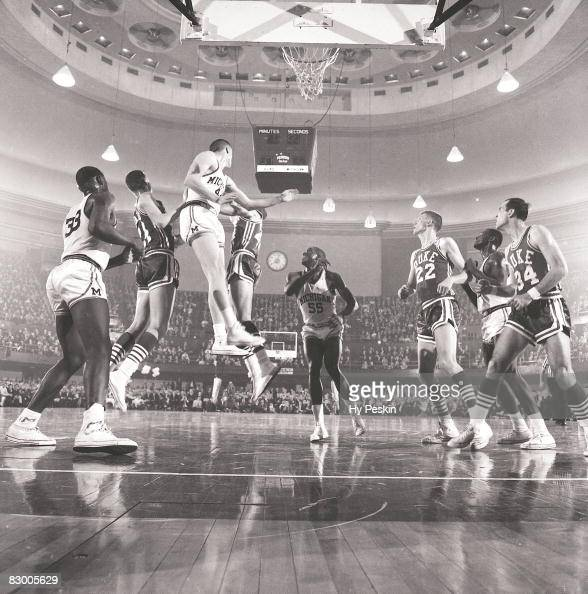 Duke University Jeff Mullins, 1964 NCAA Semifinals Pictures | Getty Images