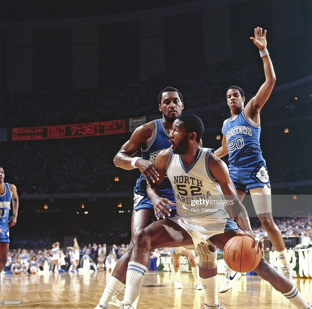 March Madness Throwback Top Players In North Carolina History