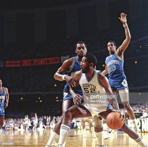 1984 Ncaa Basketball National Championship Georgetown Vs