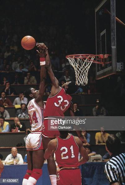 north carolina state alvin battle  1983 ncaa national