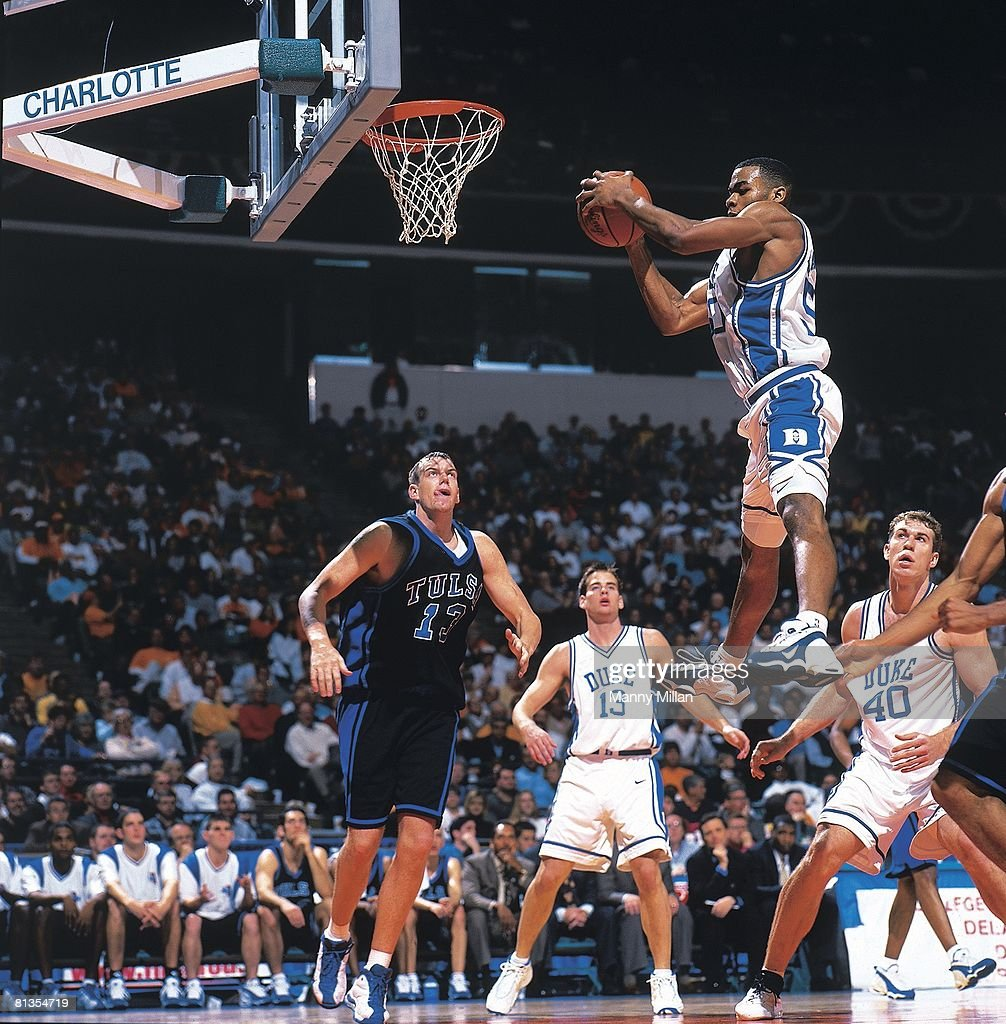 Duke Corey Mag te 1999 NCAA Playoffs
