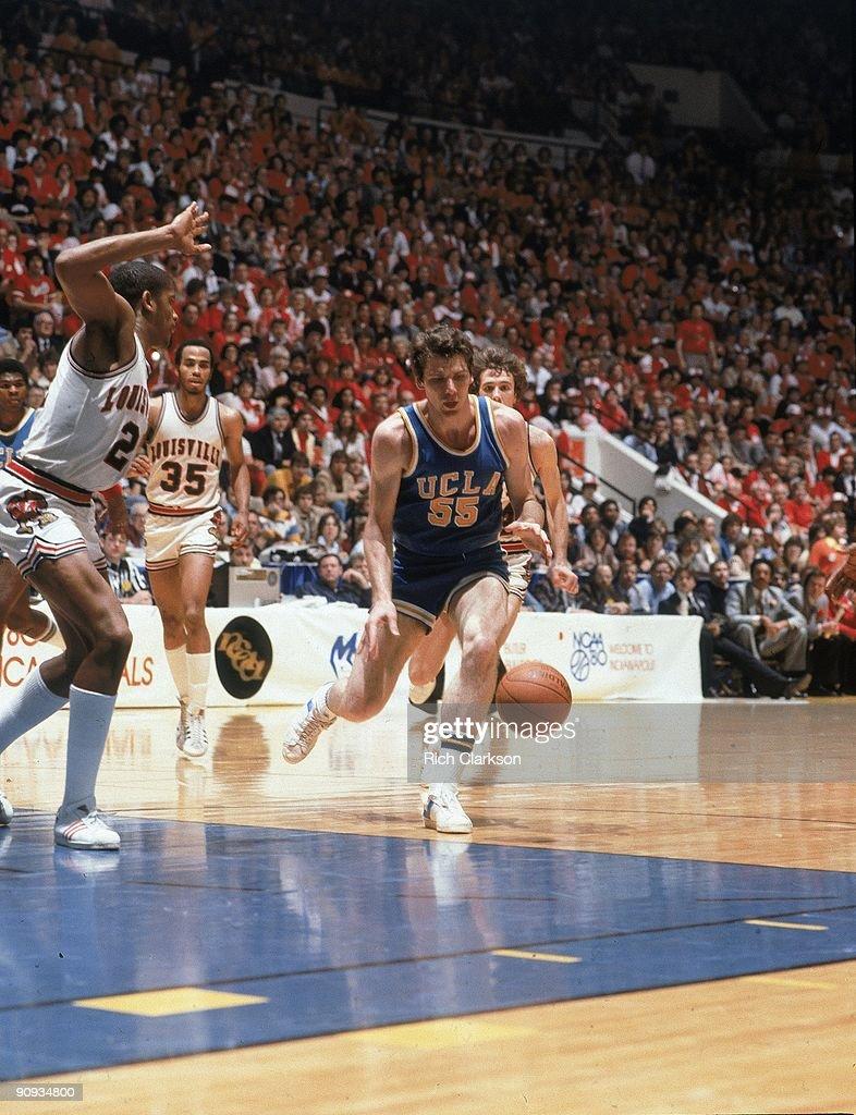UCLA Kiki Vandeweghe 1980 NCAA National Championship