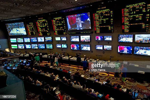 las vegas casino sports betting