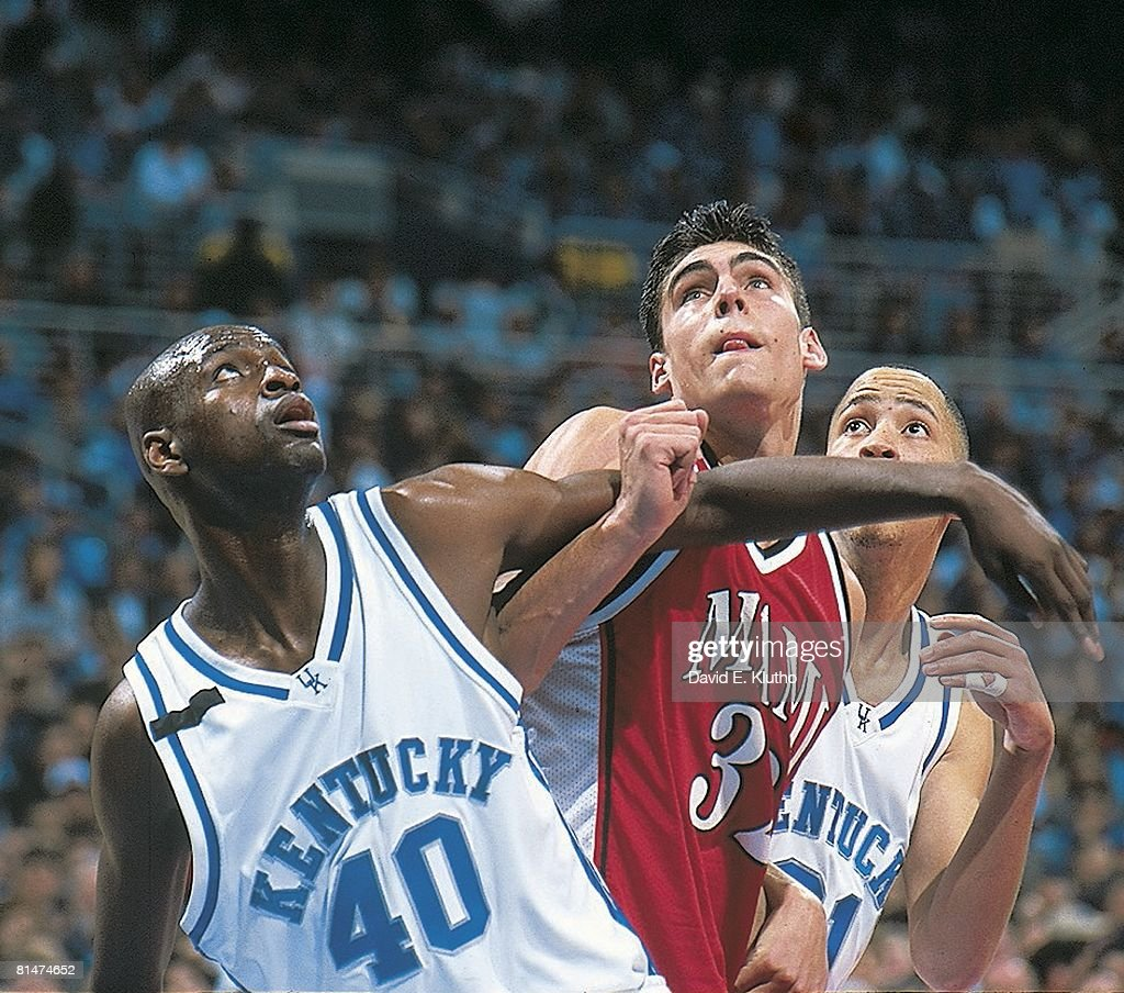 Miami Ohio Wally Szczerbiak 1999 NCAA Semifinals