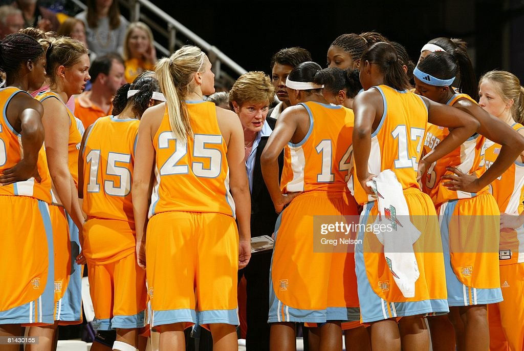 (FILE) In Profile: Pat Summitt