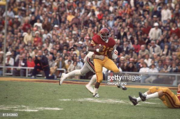 usc alan carter  rose bowl pictures getty images