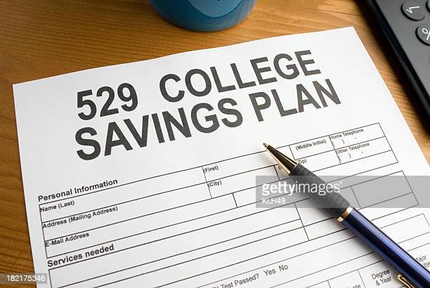 College Savings Plan Application