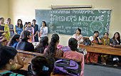 IND: First Day Of The New Academic Session At Delhi University