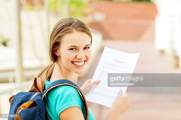 大学生検査結果をキャンパスで、A 級