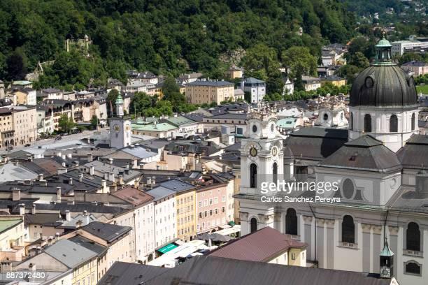 Collegiate Church of Salzburg, Austria
