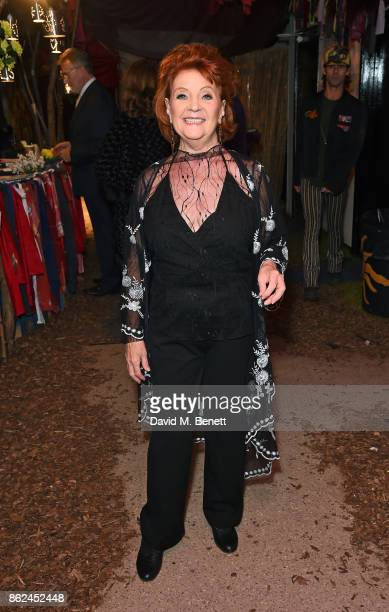 Collette Kelly attends the 50th anniversary production of 'Hair The Musical' at The Vaults on October 17 2017 in London England