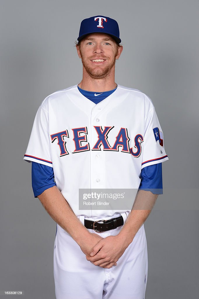 <a gi-track='captionPersonalityLinkClicked' href=/galleries/search?phrase=Collin+Balester&family=editorial&specificpeople=4424735 ng-click='$event.stopPropagation()'>Collin Balester</a> #59 of the Texas Rangers poses during Photo Day on February 20, 2013 at Surprise Stadium in Surprise, Arizona.