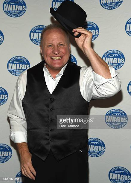 Collin Raye Co Host the 2016 Inspirational Country Music Association Awards at Trinity Music City on October 27 2016 in Hendersonville Tennessee