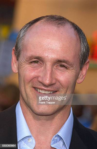 Colm Feore arrives at the premiere of 'The Chronicles of Riddick'