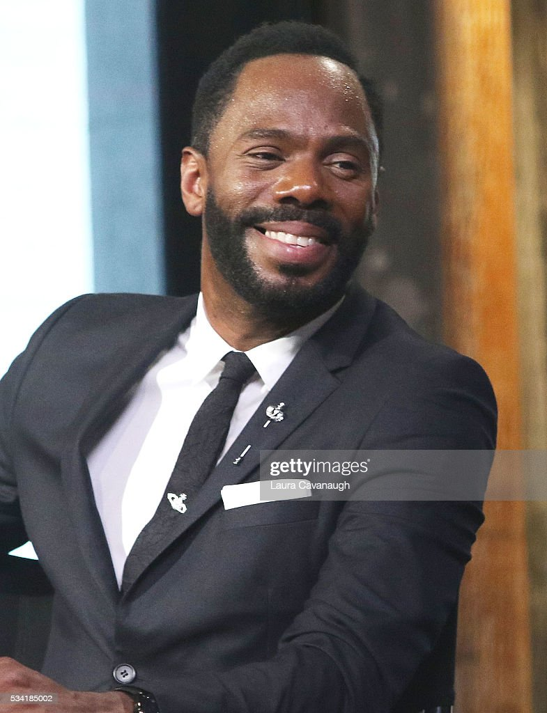 <a gi-track='captionPersonalityLinkClicked' href=/galleries/search?phrase=Colman+Domingo&family=editorial&specificpeople=4946383 ng-click='$event.stopPropagation()'>Colman Domingo</a> attends AOL Build Speaker Series at AOL Studios In New York on May 25, 2016 in New York City.