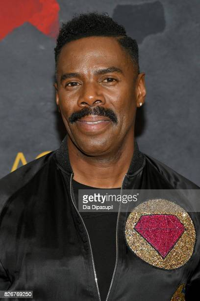 Colman Domingo attends Black Girls Rock 2017 at NJPAC on August 5 2017 in Newark New Jersey