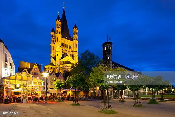 Cologne Altstadt
