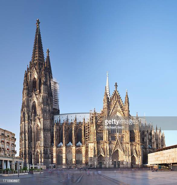 Cologne Cathedral At Day