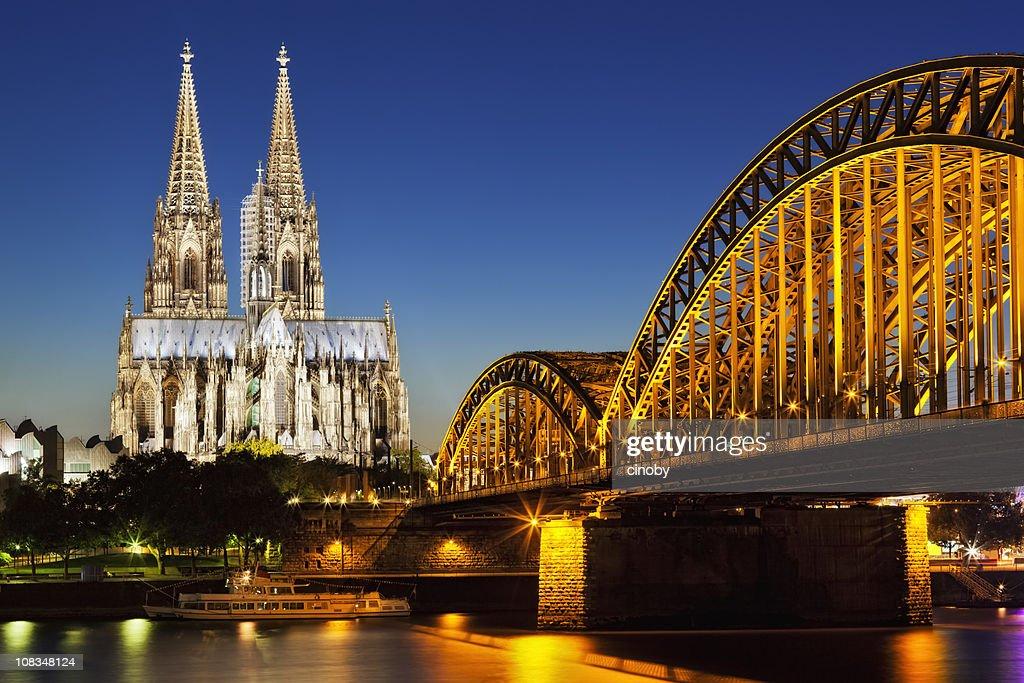 Cologne Cathedral - Kolner Dom : Stock Photo