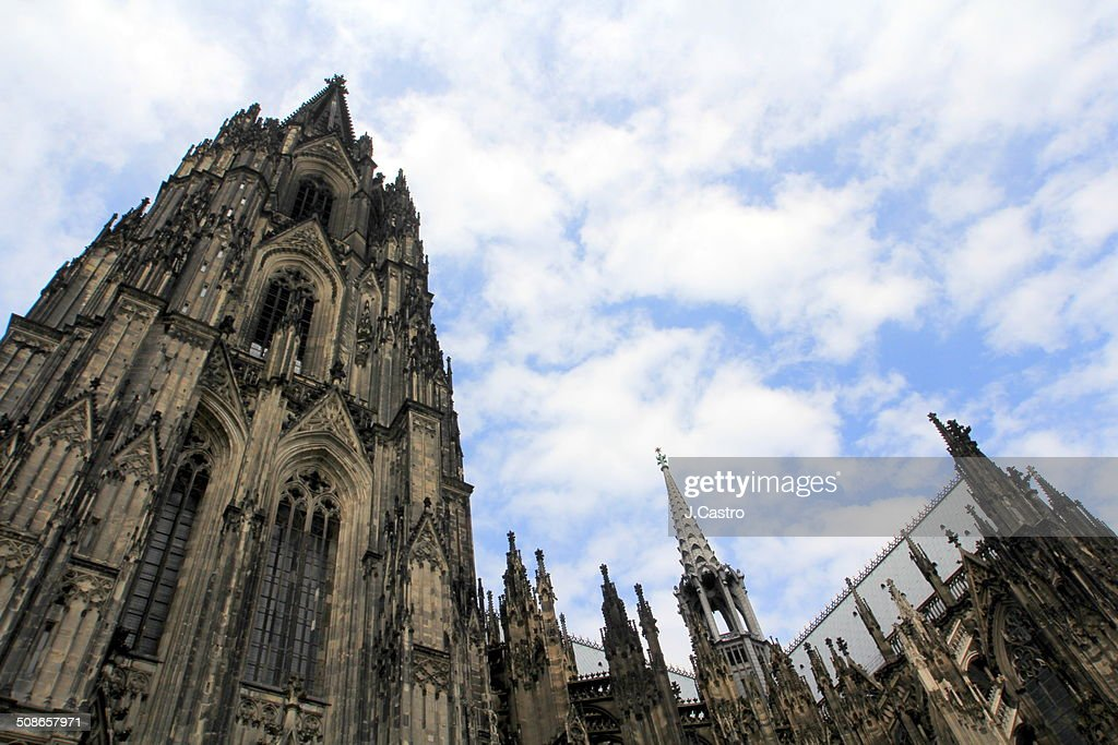 Cologne Cathedral : Stock Photo