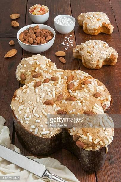 Colomba di Pasqua, Easter Dove cake