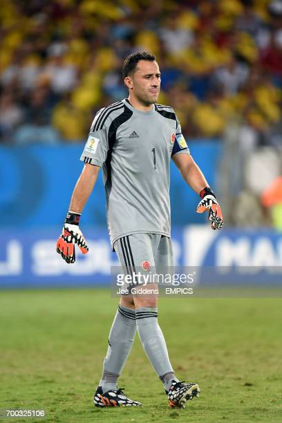 Colombia Goalkeeper David Ospina